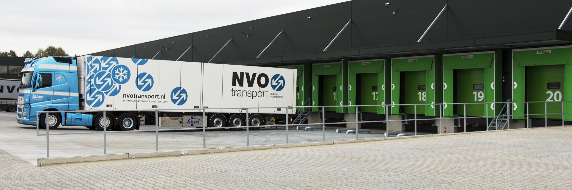 NVO Transport - Vervoer Scandinavië